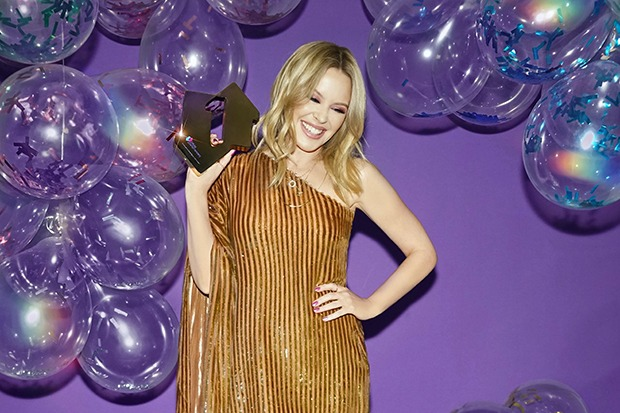 Kylie Minogue Lands 8th UK #1 Album, Makes Chart History