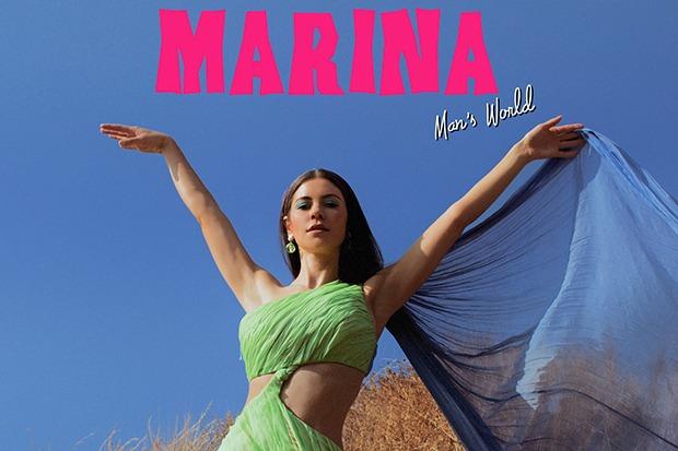 "MARINA Announces New Single ""Man's World"""