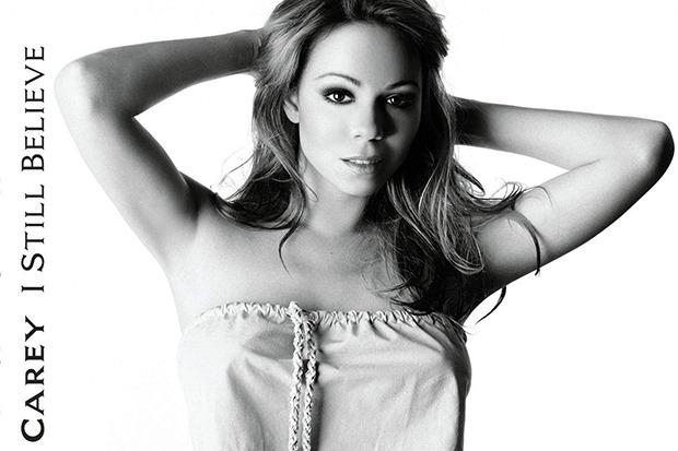 "'90s Flashback: Mariah Carey's ""I Still Believe"""