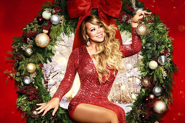 "Mariah Carey Taps Ariana Grande & Jennifer Hudson For ""Oh Santa"" Remix"