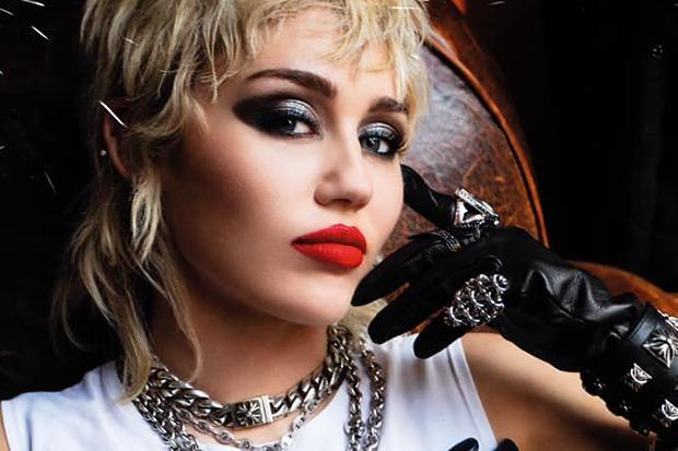 "Miley Cyrus & Dua Lipa Tease Bloody ""Prisoner"" Video"