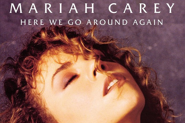 "Mariah Carey Is Releasing ""Here We Go Around Again"" On Cassette Single"