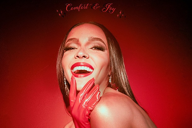 Tinashe Announces Festive EP 'Comfort & Joy'