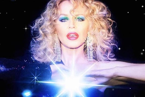 Kylie Minogue Is About To Unleash Her 'Disco Spirit'