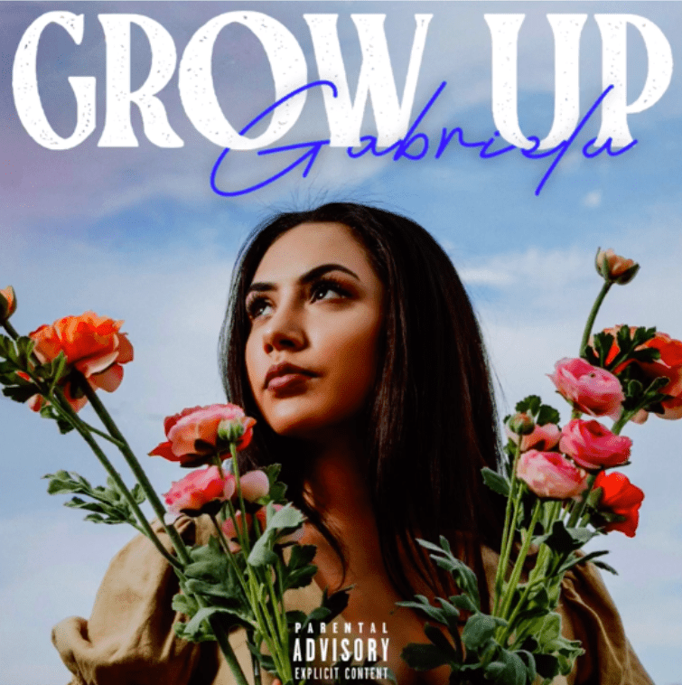 """The R'n'B Artist Gabriela Is Bringing One Of The Biggest Works Of The Year Titled """"Grow Up"""""""