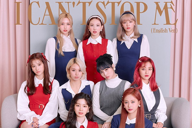 """TWICE Drops English Version Of """"I CAN'T STOP ME"""""""