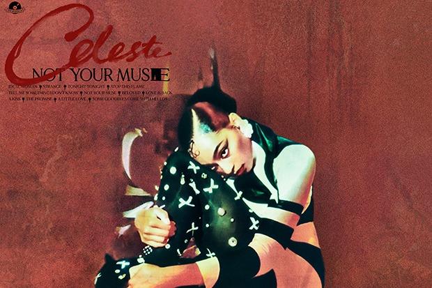 Celeste Announces Debut LP 'Not Your Muse'