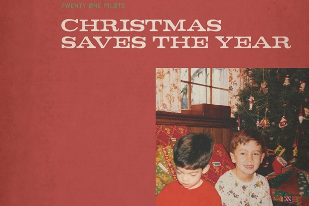 "Twenty One Pilots Drop Holiday Single ""Christmas Saves The Year"""