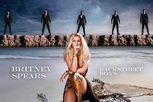 "Britney Spears Teams Up With Backstreet Boys For ""Matches"""