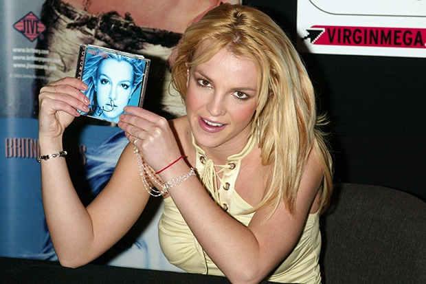 Britney Spears' Iconic 'In The Zone' Era: A Gallery