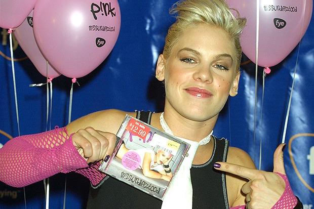 Pink's Rule-Breaking 'Missundaztood' Era