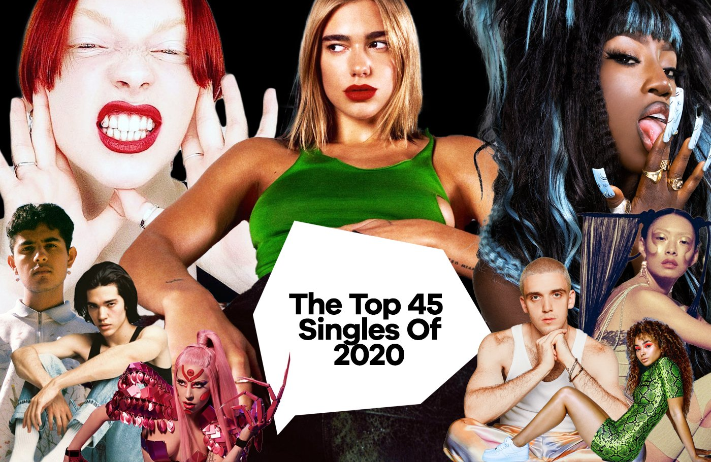 The Top 45 Singles Of 2020