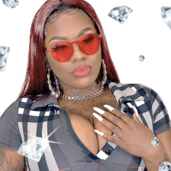 Enjoy Priceless Scott's Power Flow On Her New EP Pressure Makes Diamonds