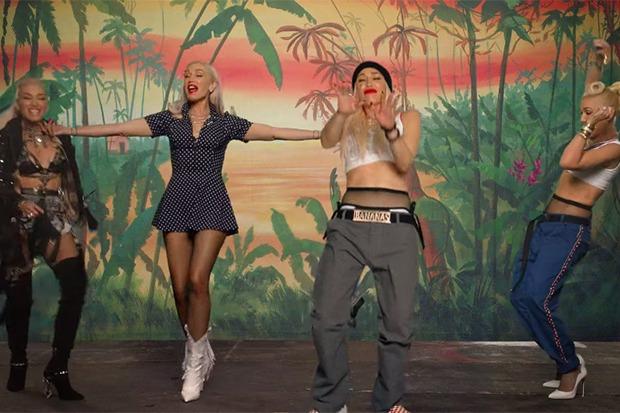"Gwen Stefani Rolls Out ""Let Me Reintroduce Myself"" Video"