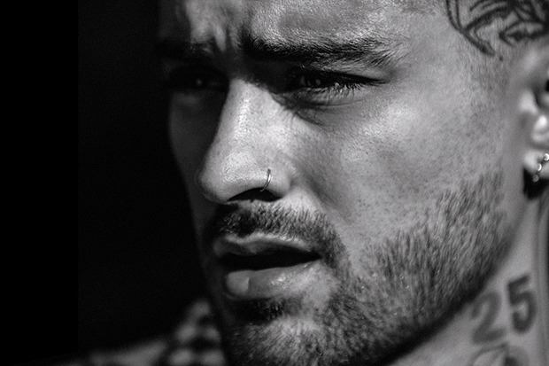 "Zayn Malik Teases New Single Possibly Called ""Vibez"""