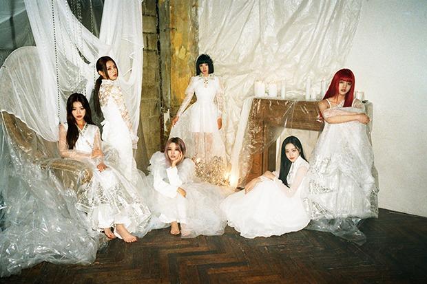 """K-Pop Queens G(I)-DLE Drop 'I burn' Mini-Album & """"HWAA"""" Video"""