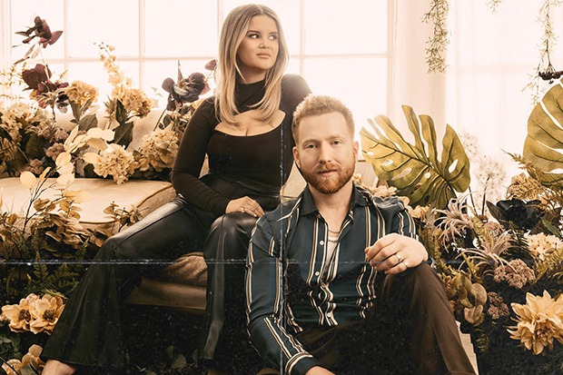 "JP Saxe & Maren Morris Link For ""Line By Line"""