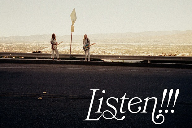 "Aly & AJ Lean Into Pop/Rock On New Single ""Listen!!!"""