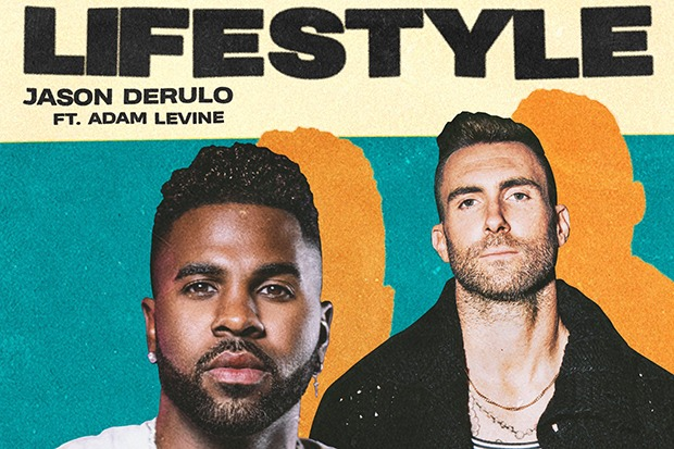 "Jason Derulo Links With Adam Levine For ""Lifestyle"""