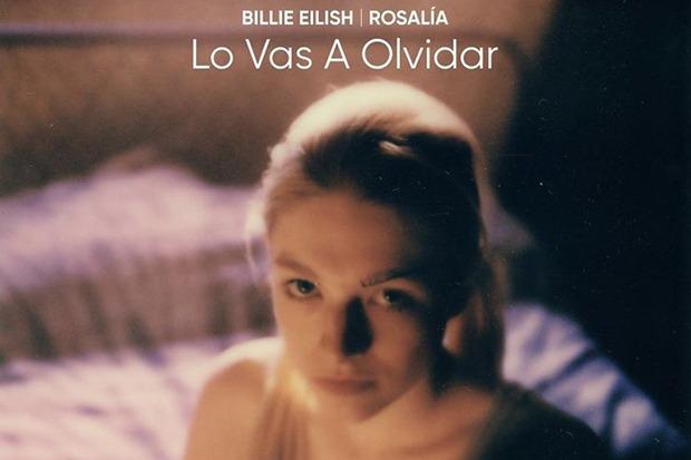 """Billie Eilish Links With ROSALÍA For """"Lo Vas A Olvidar"""""""