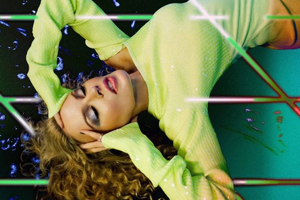 """Kylie Minogue Drops """"Real Groove"""" Remix EP"""