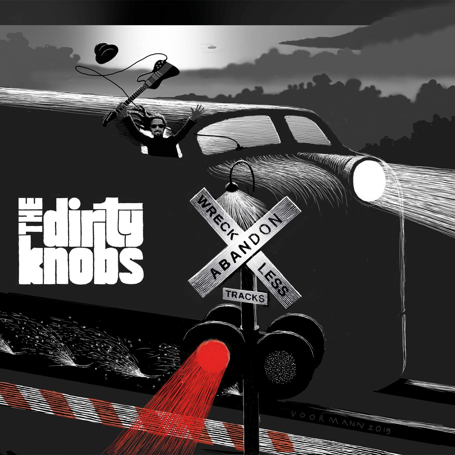 The Dirty Knobs: Wreckless Abandon