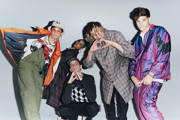"""PRETTYMUCH Rolls Out """"Parking Spot"""" Video, Drops 'Snackables' EP"""