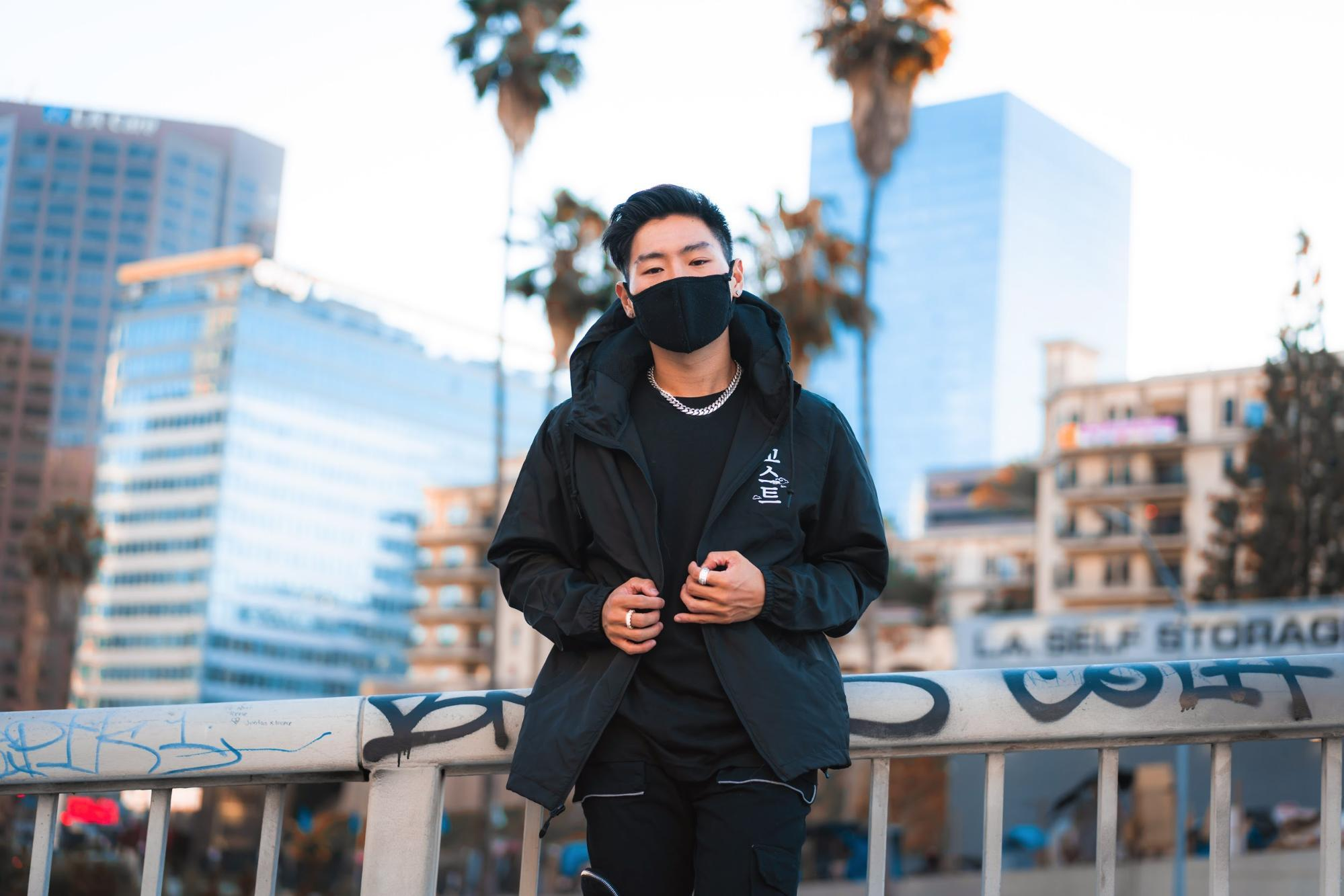 "Versatile Urban Creative J. Lee Excels With Both R&B And Hip-Hop On Latest Singles ""Mask On My Heart,"" ""Make Her Mine,"" and ""Down"" FT Ted Park"