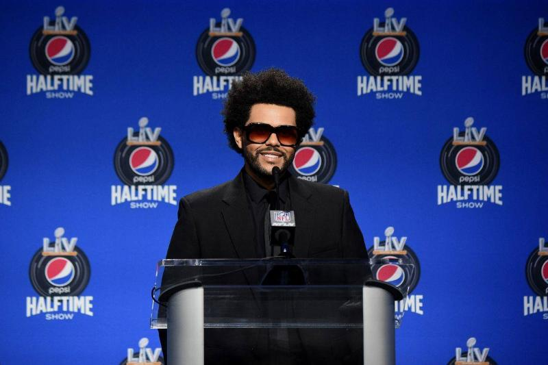 The Weeknd's Super Bowl Haltime Show Performance Will Be Solo