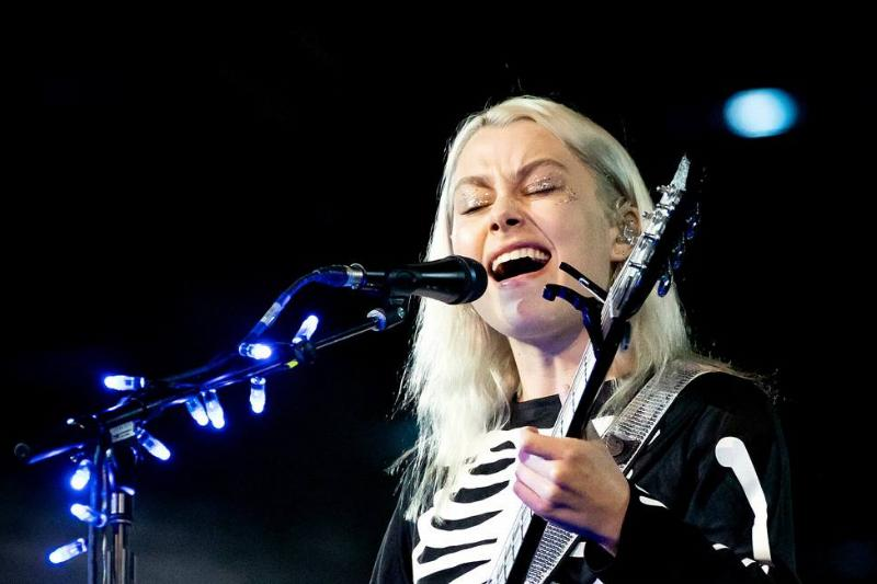 Phoebe Bridgers Got Into A Fight With David Crosby After Her SNLDebut