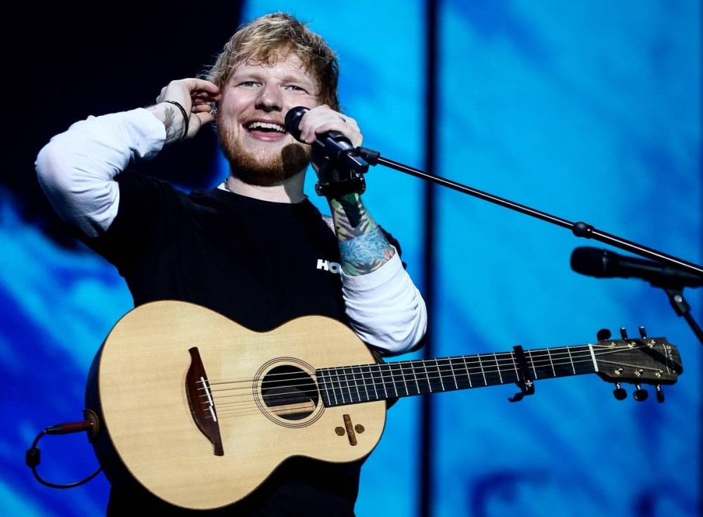 Ed Sheeran Celebrates Turning 30 With Hints At A New Album