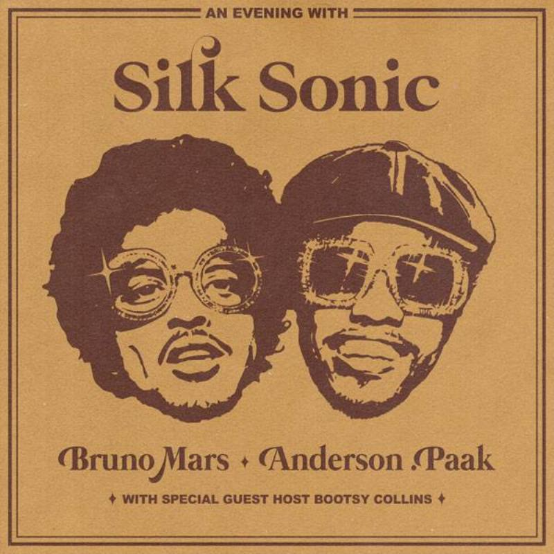 Bruno Mars And Anderson .Paak Reach New Heights As Silk Sonic