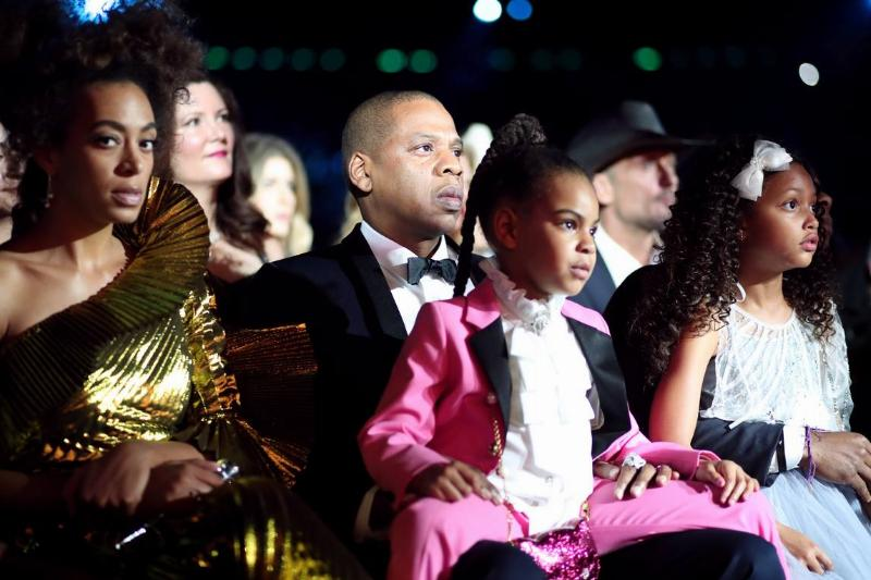 It Runs In The Family: Blue Ivy Carter Won Her First Grammy Last Night