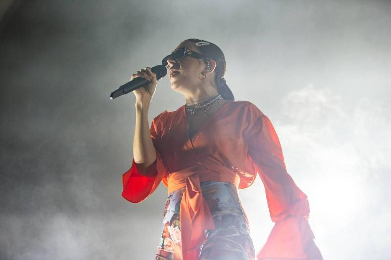 """No Rome, Charli XCX, And The 1975 Drop Debut Supergroup Track """"Spinning"""""""