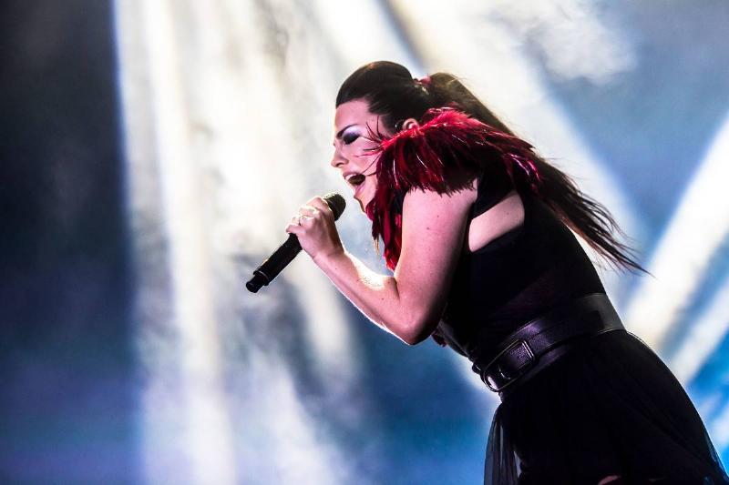 Hard Rocker Amy Lee Finds Inspiration In Billie Eilish