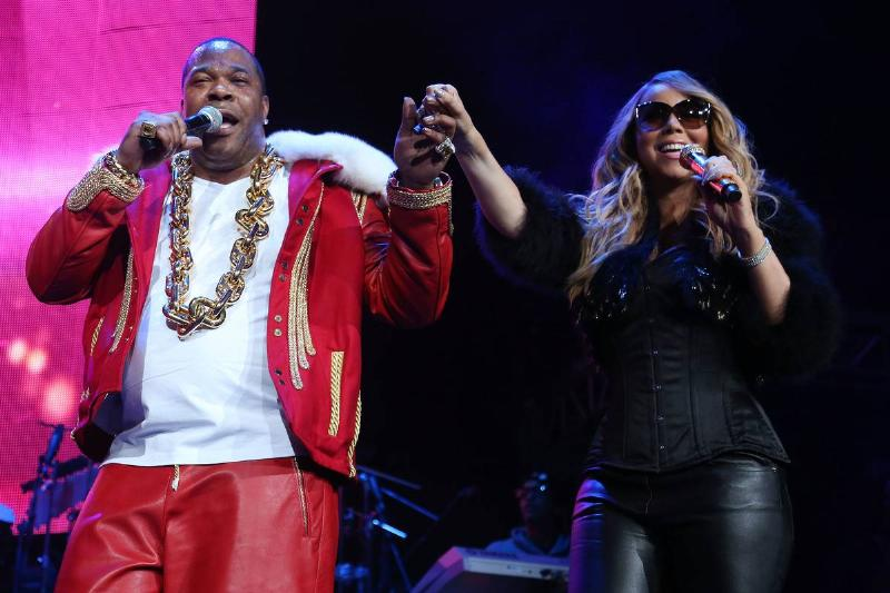 Busta Rhymes And Mariah Carey Released A Nostalgic New Duet