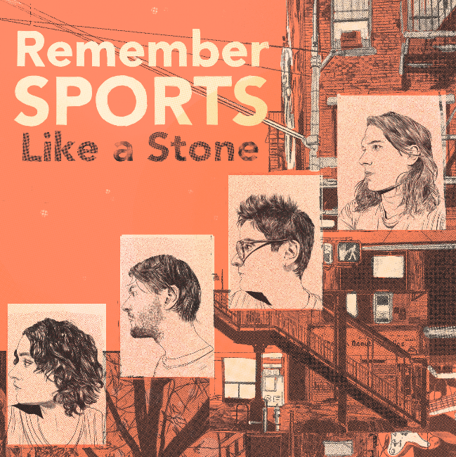 Remember Sports – Like A Stone (Father/Daughter)
