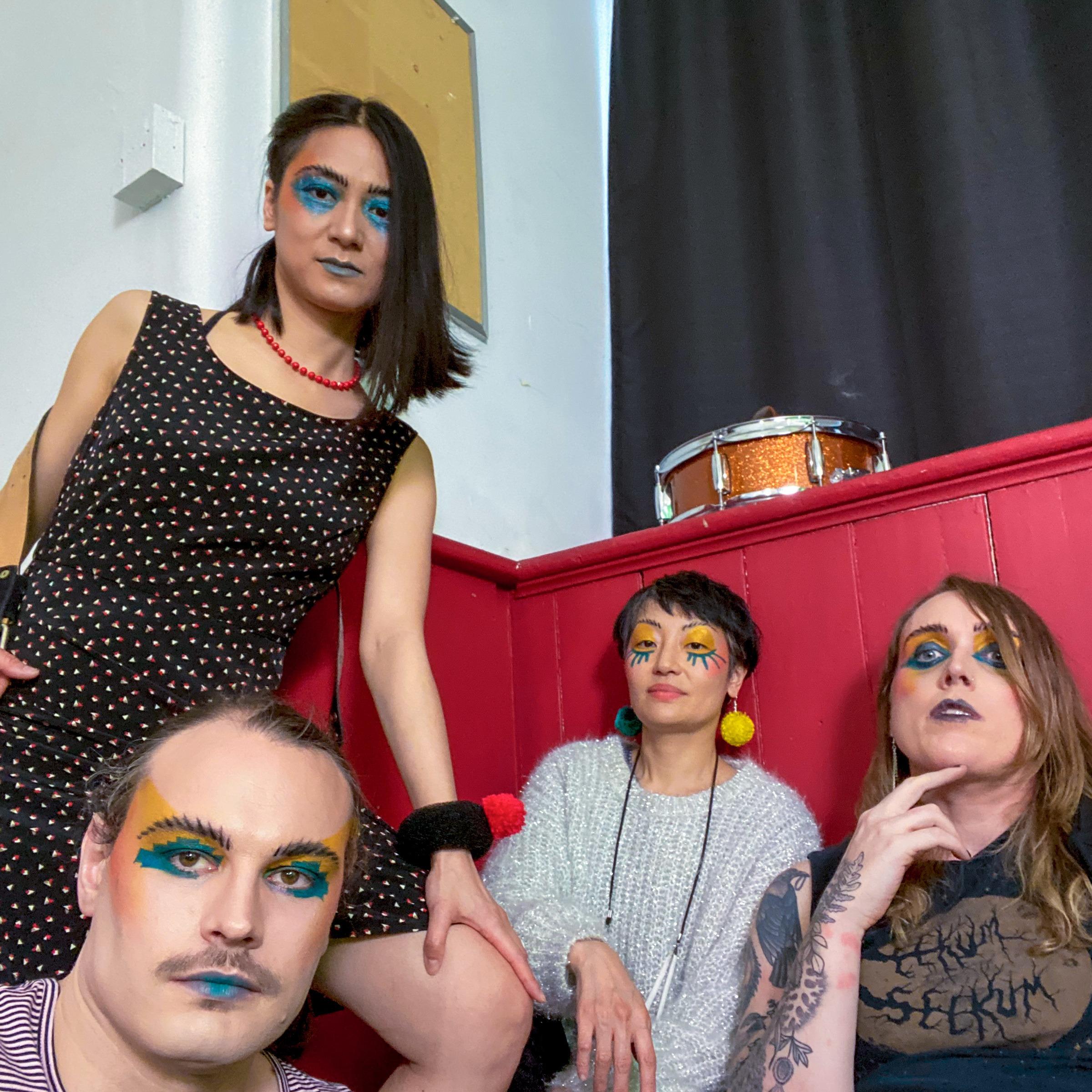 NEWS: Century Egg share vibrant new EP 'Little Piece of Hair'