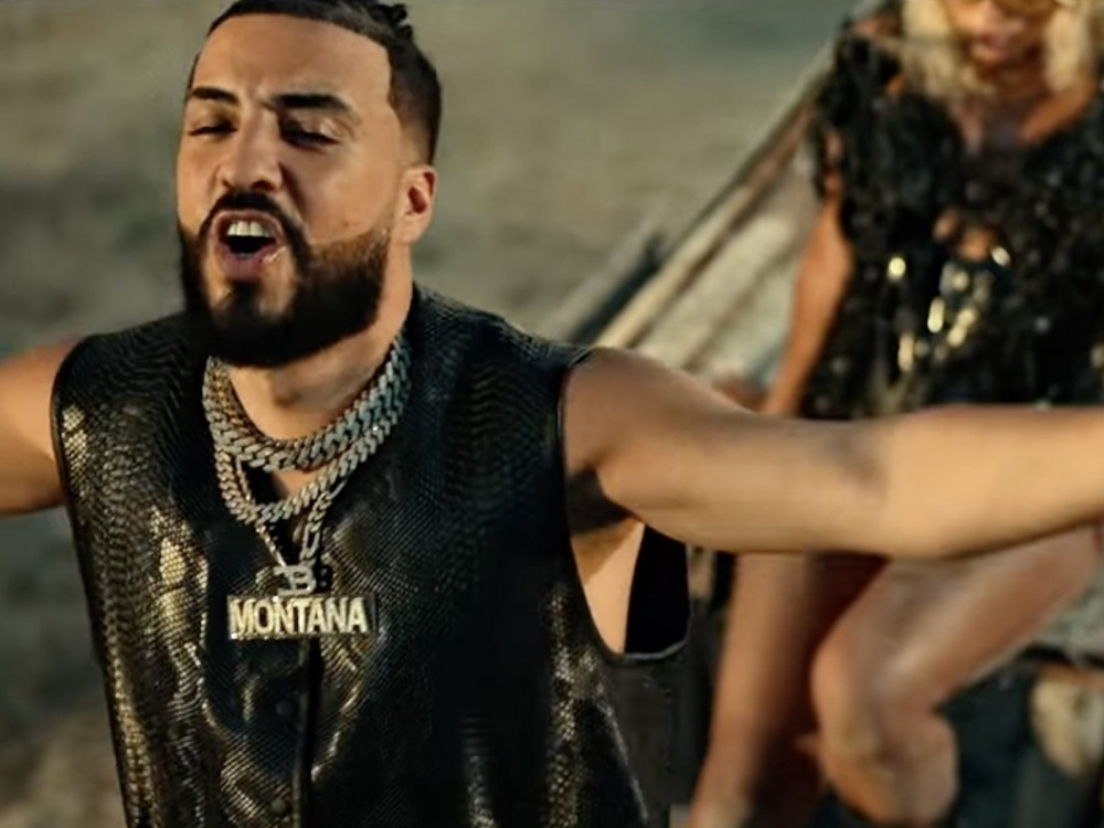 French Montana pushes for Palestine's freedom amid war