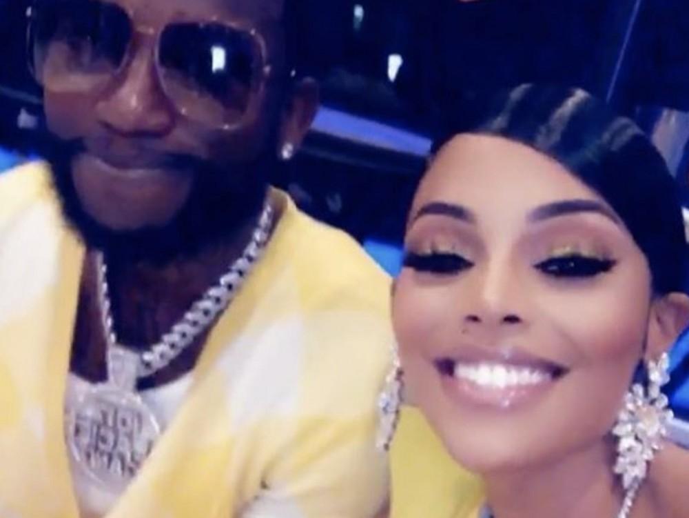 Gucci Mane Keyshia Ka'oir Dinner Date Night
