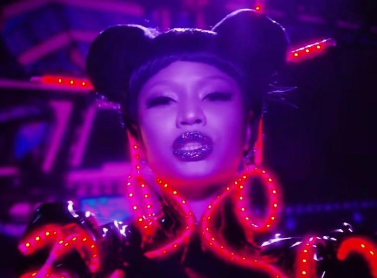 Nicki-Minaj-breaks-silence-DMX