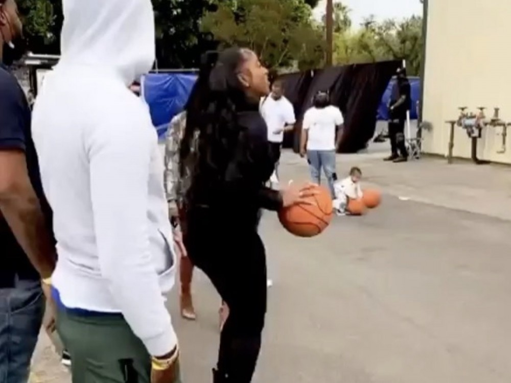 Kash Doll Proves She's The Real KD, Not Kevin Durant