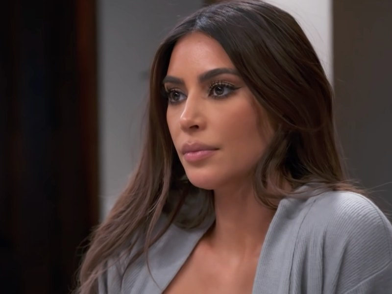 Kim K Reveals What Ruined Kanye West Marriage