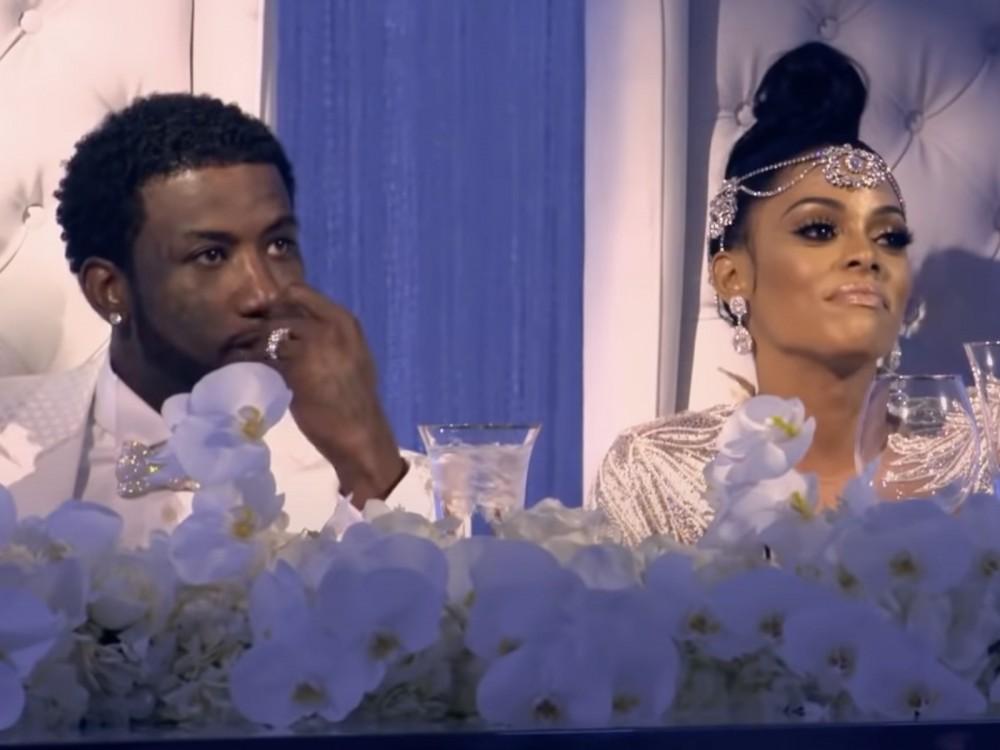 Gucci Mane: Baby Mama Math W/ Keyshia Ka'oir's Hubby