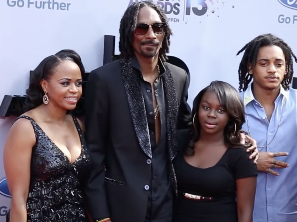 Snoop Dogg Puts His Entire Career Into Wife's Hands