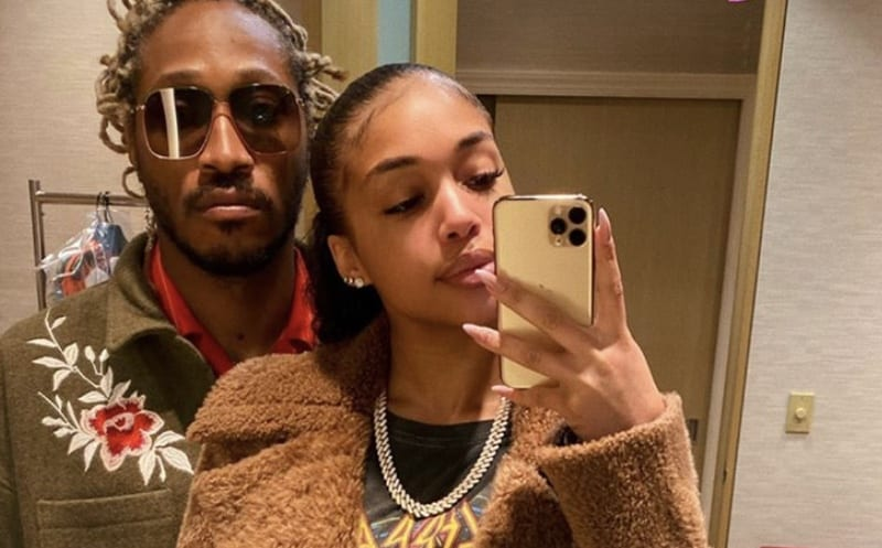 Lori Harvey Trends Over Her Response To Future's Disses