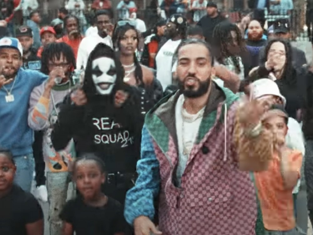 French Montana's Dropped The New York Anthem Of 2021