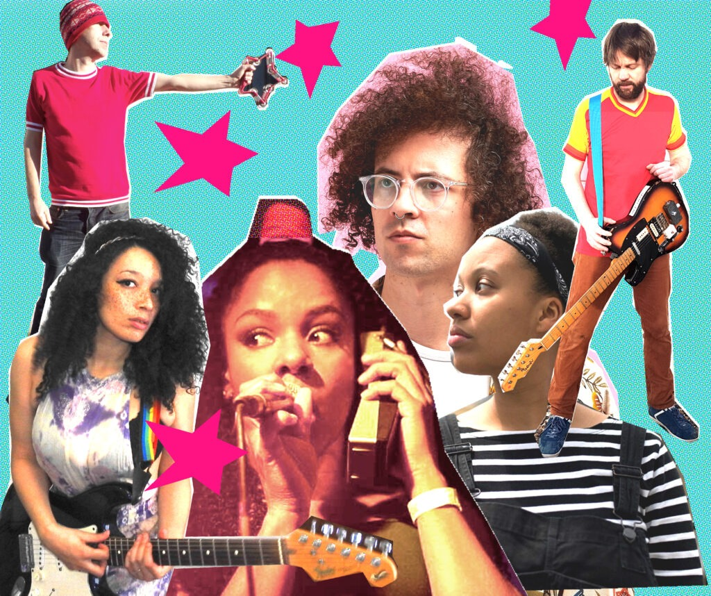 NEWS: The Go! Team team up with Detroit choir for joyous protest song 'A Bee Without Its Sting'
