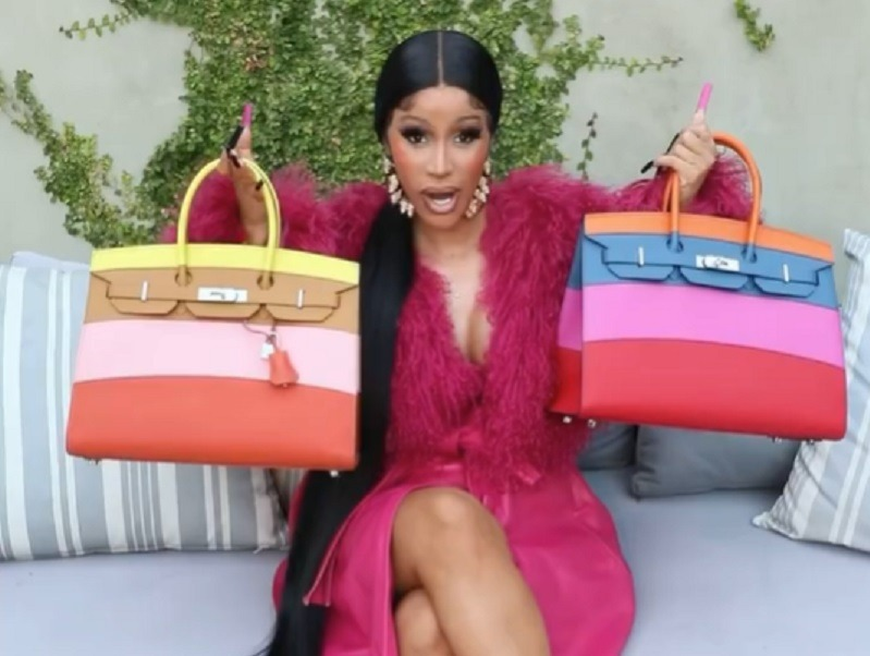 Cardi B Makes Another Video From Migos' New Album