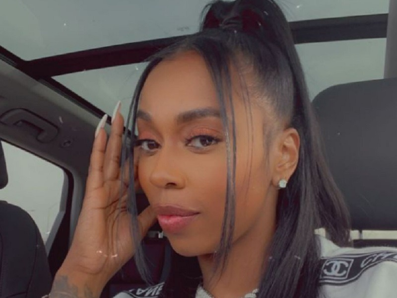 Kash Doll Won't Let Her Feud With Kevin Durant Die